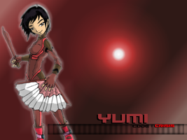 Yumi - Code Crisis by Vederick