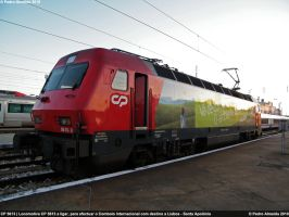 Switch to the Talgo 130610 by Comboio-Bolt