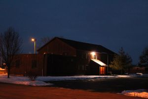 Dark Barn Shot by PenguinOfRohan