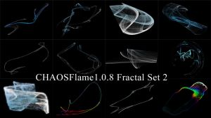 CHAOSFlame1.0.8 Fractal Pack 2 by firextol