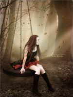 Autum Whispers by Bellatina