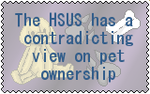 HSUS is a contradictory fagass by Blood-B0xer