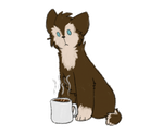 tiny coffee bby by TobiIsTheHero