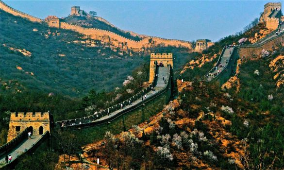 The Great Wall I   V2 by hatikvah92