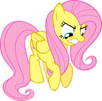 LZ Fluttershy Stomp by Kopachris