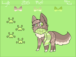 .: Lyle 2015 Ref :. by AlbinaReed