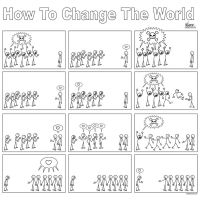How To Change The World by NLark
