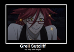 Grell Sutcliff by pawnofthedemons