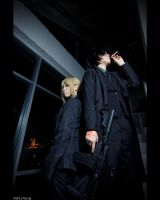 Fate Zero - Master and Servant by Bakasteam