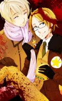Hetalia - You're so Cold Blooded by lainykins
