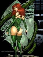 Poison Ivy by Mrtheus Wade by martheus