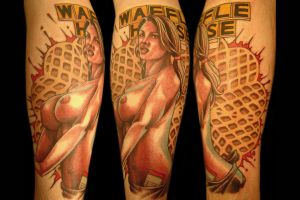 ode to waffle house by TimOrth