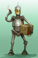 Bender by brianmutschler