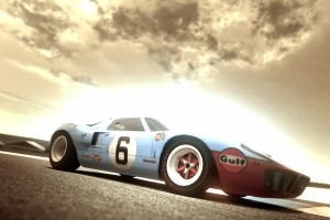 Ford GT40 by Cosworth40