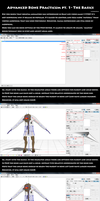 PMX Bone Tutorial Part One by BloodyKylie