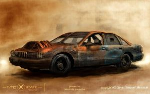 Chevy Caprice '96 by Sarayel