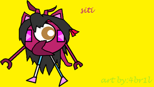 :Gift:Siti In Mixels Form by 4br1l