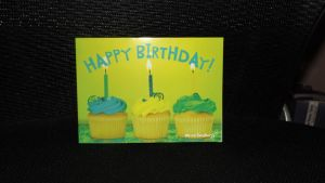 Birthday Card from Work by Dan-S-T