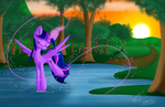 CM - Between Day and Night by DraconicSonic