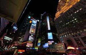 times sq. II by tomasNY