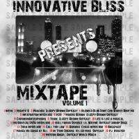 Sample CD cover 2 by innovativebliss