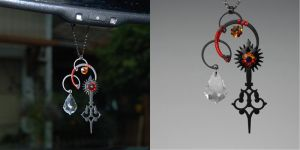 Volcano Sun Catcher- SOLD by YouniquelyChic