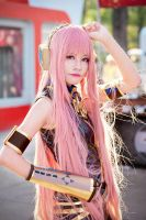 Megurine Luka by ikabii