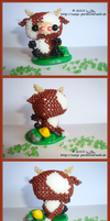 Choco Brown Cow by Zoey-01