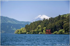 Fuji - Lake Ashi by Joe-Tony
