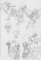 HTTYD Doodles by sailor663