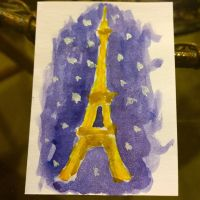 Paris Card by snake-scale