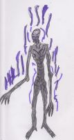 Enderman by ColinGhastslayer