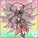 Ophanimon: Mistress of Light by Kiarou