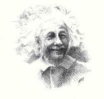 Einstein I by EmegE
