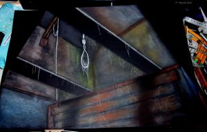 The Hanging Cell by Catonia