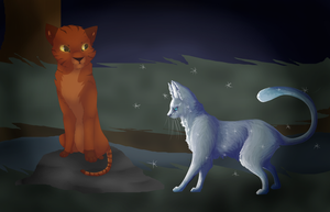 :Warrior Cats collab: by GrellTheShinigami52