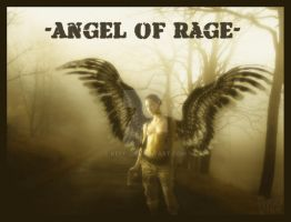 Angel of rage by keff-