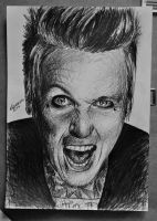 Jacoby Shaddix by KAMSOON
