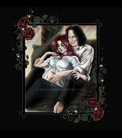 Emily+Severus - He is gonna be a daddy by RedPassion