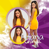 PNG Pack Ariana G. | #1 by DCofficial