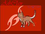 Ashclan Fawnshadow by kate0808