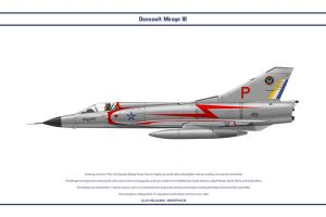 Mirage III South Africa 1 by WS-Clave