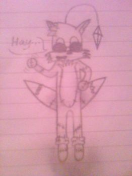 tails doll being cool by tailsdoll-fan2