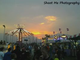 Carnival Sunset by k-baby-bug