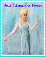 Best Character Parties by amazingfairytal