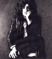 jimmy page by omppu
