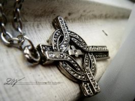 Celtic Cross by DivineWish