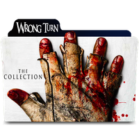 Wrong Turn Collection (2) Folder Icon by amirtanha18