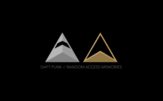 Daft Punk - Random Access Memories Wallpaper by ediskrad-studios