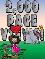 OVER 2,000 Page Views! by RoadRage66